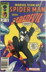 Marvel Team-Up #141, Type 1A 75 Cent Cover Price Variant