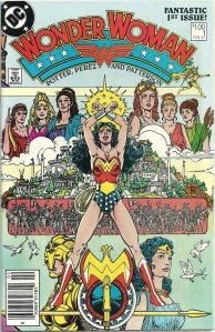 Wonder Woman #1, Type 1A $1.00 Cover Price Variant
