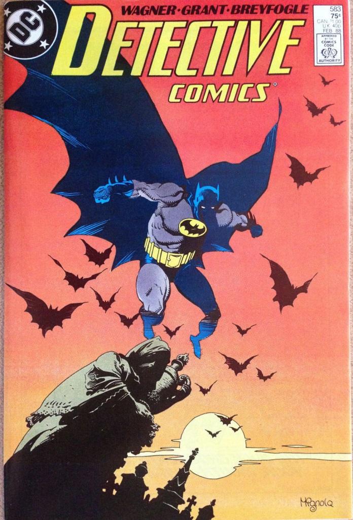 Detective Comics #583, Direct Edition