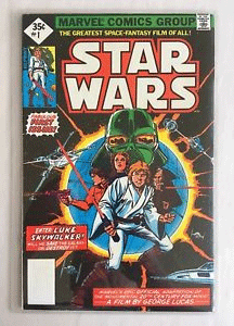 Star Wars #1 Diamond Reprint