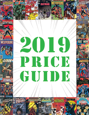 Price Guide 2019 Edition