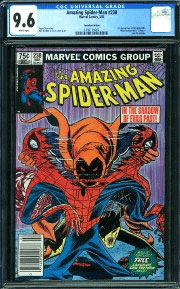 ASM #238 75¢ Variant in CGC 9.6