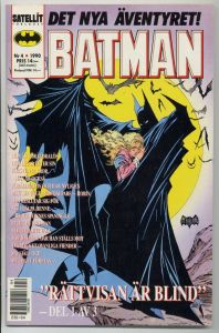 From Sweden, with cover art from Batman #423