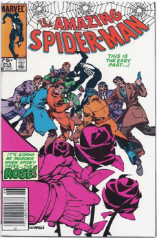 Amazing Spider-Man #253, 75¢ Price Variant