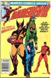 Daredevil #196, 75¢ Price Variant