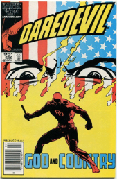 Daredevil #232, 95¢ Price Variant