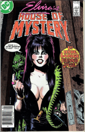 Elvira's House of Mystery #1, $2.00 Price Variant