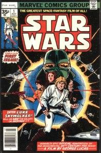 Star Wars #1 35¢ Variant