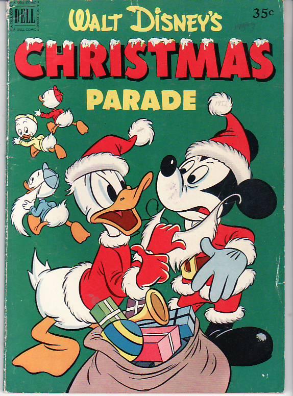 Dell Giant Walt Disney's Christmas Parade