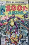 2001: A Space Odyssey #8, 12p Pence Price Variant