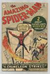 Amazing Spider-Man #1, 9d Pence Price Variant