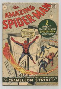 Amazing Spider-Man #1 Pence Price Variant