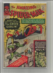 Amazing Spider-Man #14 Pence Price Variant