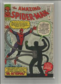 Amazing Spider-Man #3 Pence Price Variant