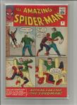 Amazing Spider-Man #4, 9d Pence Price Variant