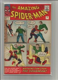 Amazing Spider-Man #4 Pence Price Variant