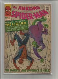 Amazing Spider-Man #6 Pence Price Variant