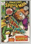Amazing Spider-Man #85, 1/- Pence Price Variant