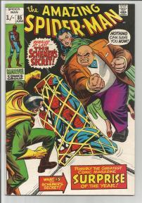 Amazing Spider-Man #85 Pence Price Variant