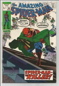Amazing Spider-Man #90 Pence Price Variant