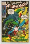 Amazing Spider-Man #93, 1/- Pence Price Variant