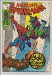 Amazing Spider-Man #97, 1/- Pence Price Variant