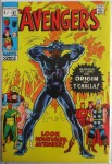 Avengers #87, 1/- Pence Price Variant