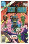 Batman #321, 15p Pence Price Variant