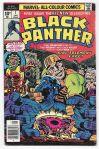 Black Panther #1, 10p Pence Price Variant