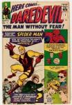 Daredevil #1, 9d Pence Price Variant