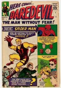 Daredevil #1 Pence Price Variant