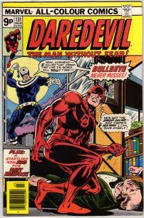 Daredevil #131 Pence Price Variant