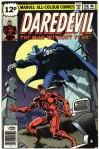 Daredevil #158, 12p Pence Price Variant