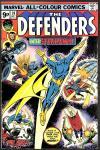 Defenders #28, 9p Pence Price Variant