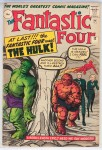 Fantastic Four #12, 9d Pence Price Variant