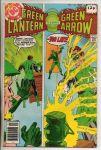 Green Lantern #116, 12p Pence Price Variant