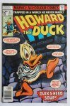 Howard the Duck #12, 12p Pence Price Variant