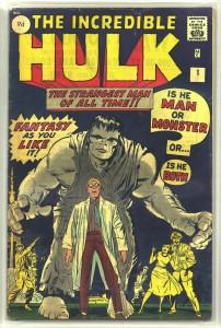 Incredible Hulk #1 Pence Price Variant