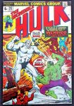 Incredible Hulk #162, 6p Pence Price Variant