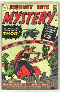 Journey into Mystery #83 Pence Price Variant