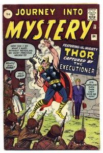 Journey into Mystery #84 Pence Price Variant