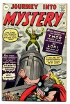 Journey Into Mystery #85, 9d Pence Price Variant