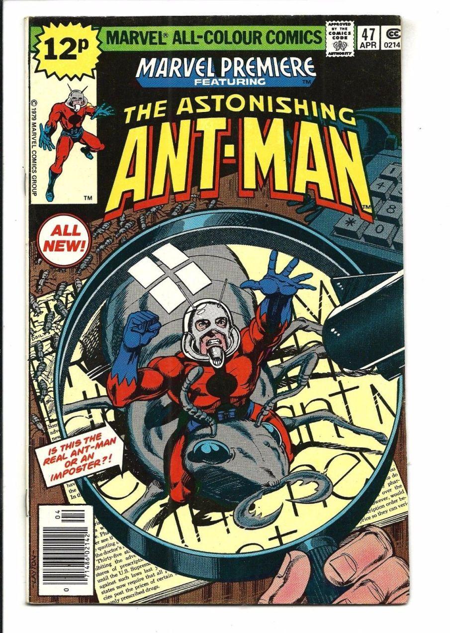 Marvel Premiere #47, 12p Pence Price Variant