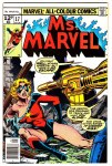 Ms. Marvel #17, 12p Pence Price Variant