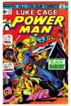 Power Man and Iron Fist #24, 8p Pence Price Variant