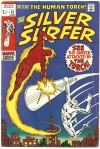 Silver Surfer #15, 1/- Pence Price Variant