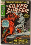Silver Surfer #16, 1/- Pence Price Variant