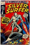 Silver Surfer #17, 1/- Pence Price Variant
