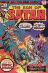 Son of Satan #1, 9p Pence Price Variant
