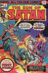 Son of Satan #1, 9p Pence Price Variant